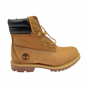 Timberland Womens 42687 Brown Boots Size 5.5M